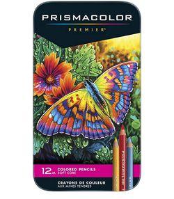 Prismacolor 3596T Premier Colored Pencils, Soft Core, 12 Count for Sale in Annandale,  VA