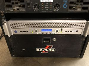Crown XTi1000 for Sale in Glendale Heights, IL