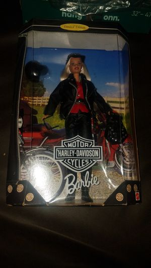 Harley Davidson Barbie for Sale in Littleton, CO