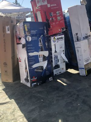 Microwaves vacuums and more for Sale in Bakersfield, CA