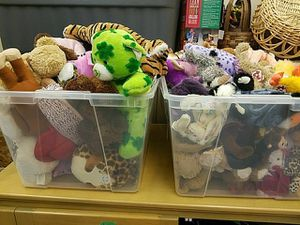 Stuffed animals ty ect. for Sale in Peoria, IL