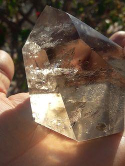 New SELF STANDING 7.4 oz/210 Grams Natural Smoky Quartz Mineral Crystal Specimen Healing Brazilian for Sale in Oro Valley,  AZ