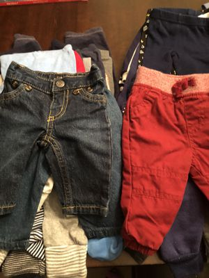 Infant jeans/pants for Sale in Fort Worth, TX