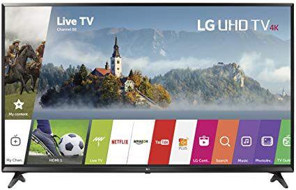 Lg smart tv UJ6300