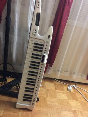 Roland ax-7 keytar for Sale in Taunton, MA