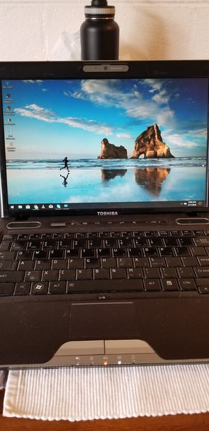 "Toshiba 13.3"" laptop (u505-s2970) for Sale in Portland, OR"