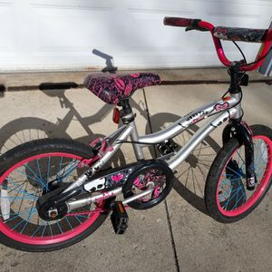 "Girls 18"" Monster BMX Style Bike for Sale in Plymouth, MI"