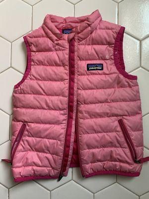 2T toddler girl Patagonia vest for Sale in Manassas, VA