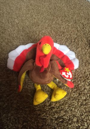 1996 Gobbles beanie baby for Sale in Westerville, OH
