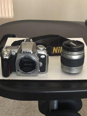 Nikon N75 35mm Camera w/28mm - 80mm f3.5 - 5.6 Nikki's lens for Sale in San Antonio, TX