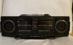 Vintage 1988 JVC boombox for Sale in McLean, VA