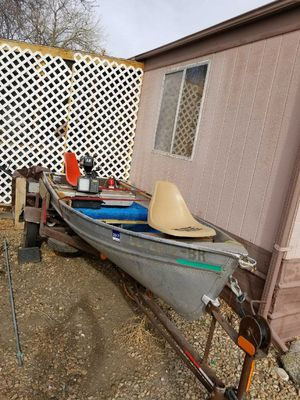 1978 fishing boat and trailer for Sale in Westminster, CO