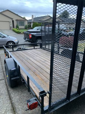 Utility trailer for Sale in Aloha, OR