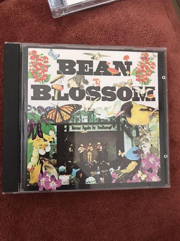 Bean Blossom by Bill Monoe CD