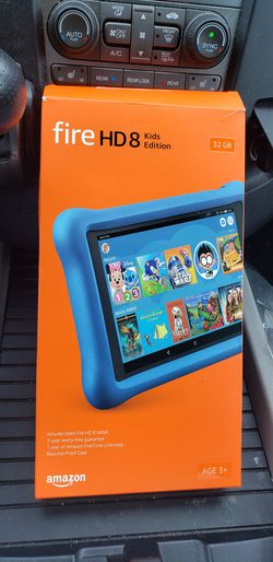 Kindle Fire 8 Case - Blue for Sale in Manassas,  VA