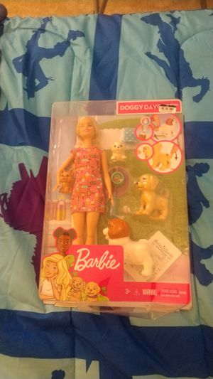 Barbie Doggy Daycare Doll for Sale in Raleigh, NC