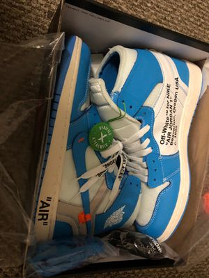OFF WHITE ONES for Sale in Ijamsville, MD