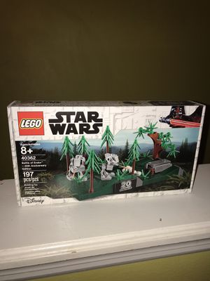 LEGO #40362 Star Wars Battle of Endor - 20th Anniversary Edition (New/Sealed) for Sale in Orlando, FL
