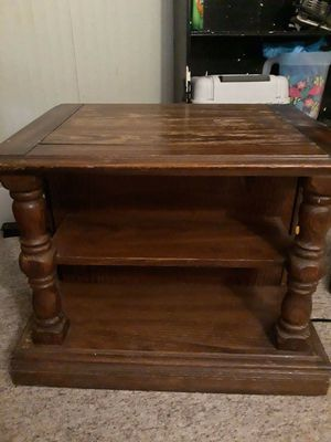 Solid night stand/side table for Sale in Erie, PA
