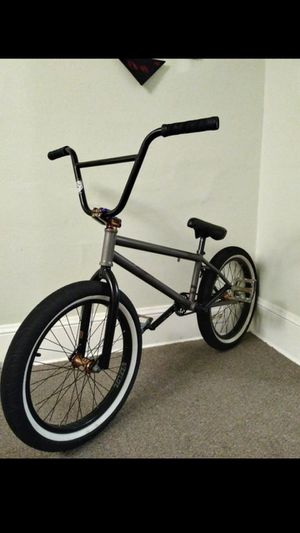 Custom kink whip bmx for Sale in Portland, OR