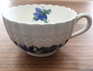 Spode Copeland Valencia Tea Cup S 1248 Made in England Bone China for Sale in Plainfield, IL