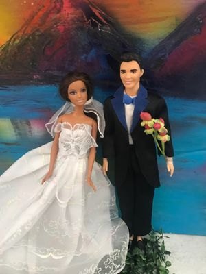 Wedding couple custom in progress for Sale in Garland, TX