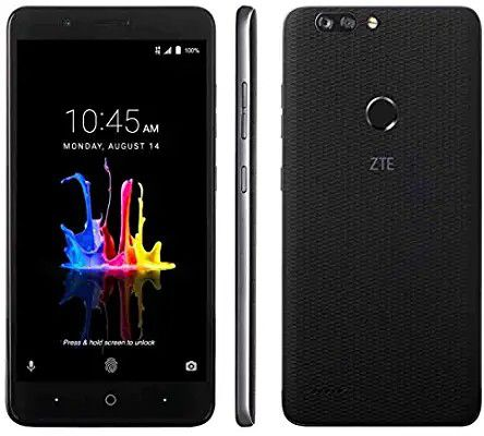 "ZTE BLADE Z MAX Z982 (32GB, 2GB RAM) 6.0"" Full HD Display, Dual Rear Camera, 4080 mAh Battery, 4G LTE"
