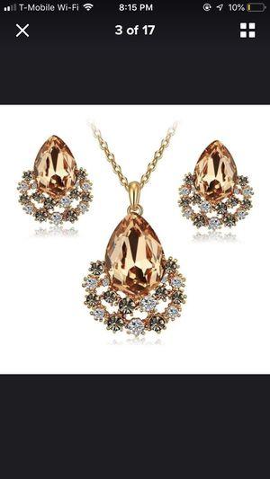 Necklace set for Sale in Lincolnia, VA
