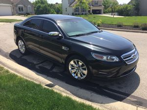 2010 Ford Taurus Limited AWD for Sale in Lewis Center, OH