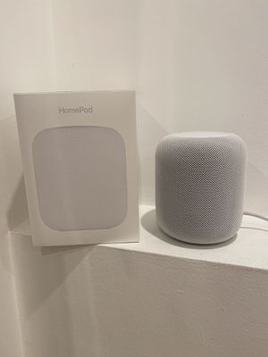 Apple HomePod White Almost New for Sale in Los Angeles, CA
