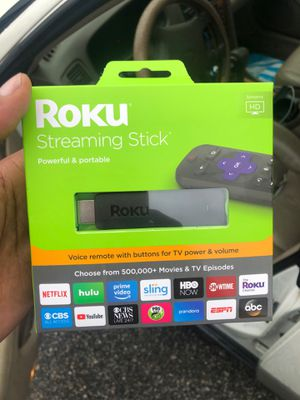 Roku stick for Sale in Virginia Beach, VA