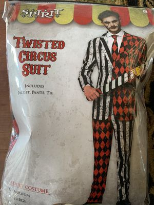 Twisted circus 🎪 Suit for Sale in San Antonio, TX