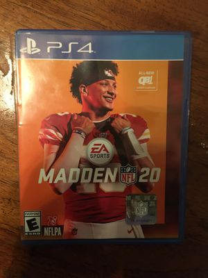 Madden 20 for Sale in Oakland, CA