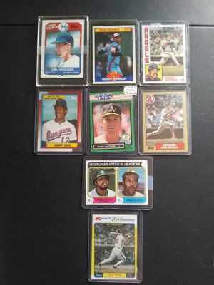 Baseball cards for Sale in US