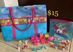 Shopkins bundle for Sale in Chino, CA