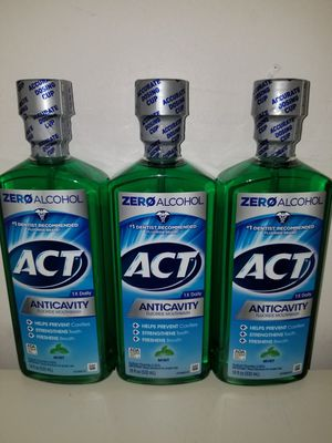 Act Adult Mouthwash for Sale in Kent, WA