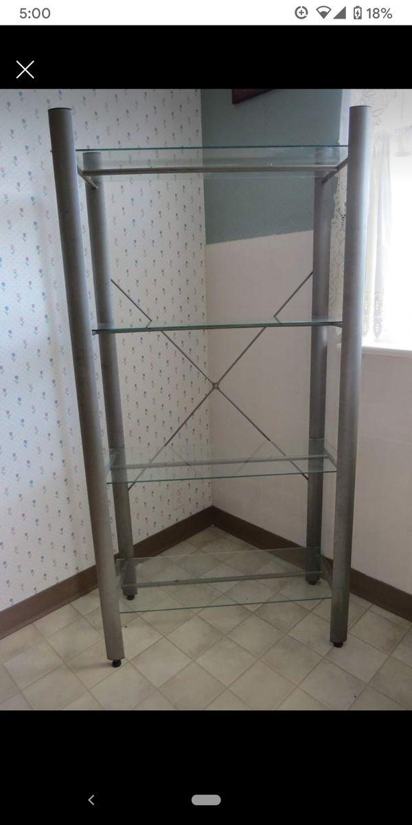 4 shelf Baker's rack