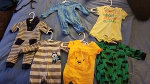 Newborn outfits, diapers and breastpads for Sale in Milford Mill, MD