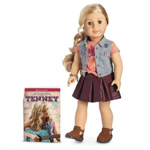 American Girl Tenney doll and book for Sale in Los Angeles, CA