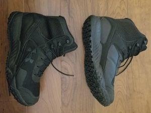 Under armour valsetz mens boots size 9 for Sale in Columbia, MD