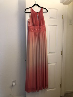 Jessica Howard Beaded Halter Evening Gown for Sale in Rocklin, CA