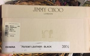Genuine Jimmy Choo Sandals for Sale in Pittsburgh, PA