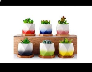 Ceramic Planter Garden Pots for Sale in Barstow, CA