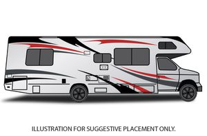 Rv 24pc decal set for Sale in Silver Lake, WI