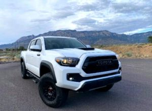 AM/FM Stereo 2017 Tacoma  for Sale in Detroit Lakes, MN