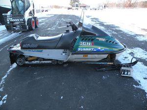 Ski-doo snowmobile for Sale in Brighton, CO
