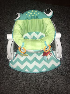 Fisher price sit-me-up floor seat for Sale in Frederick, MD