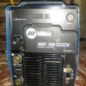 Used Miller Xmt 350 Cc Cv Multiprocess Welder for Sale in Nashville, TN