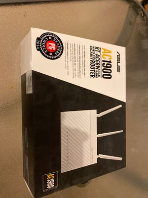 Asus wireless gigabit router for Sale in Collegeville, PA