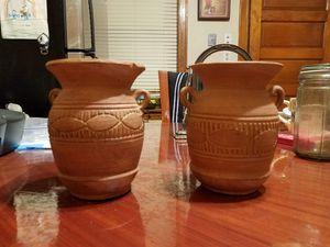 hermosos jarros hechos a mano de barro for Sale in Chicago, IL